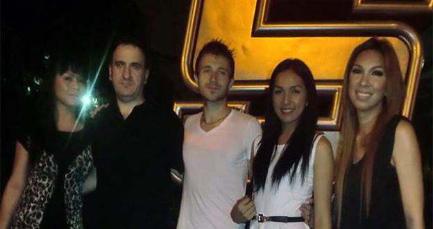 Filippine Manila, Kei - Andrea e amici