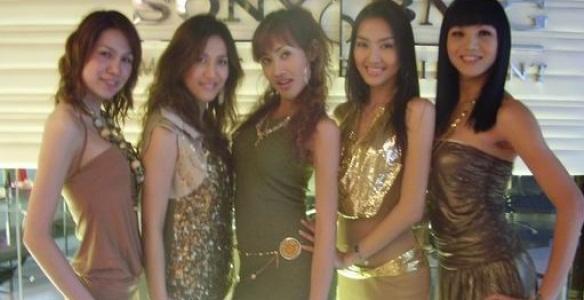 Ladyboys le differenze tra Thailandesi e Filippine
