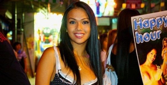 Ladyboy in Thailandia Kathoey Terzo sesso