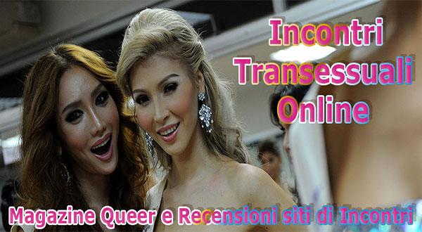 incontri trans