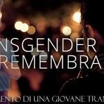Essere una persona transgender o transessuale