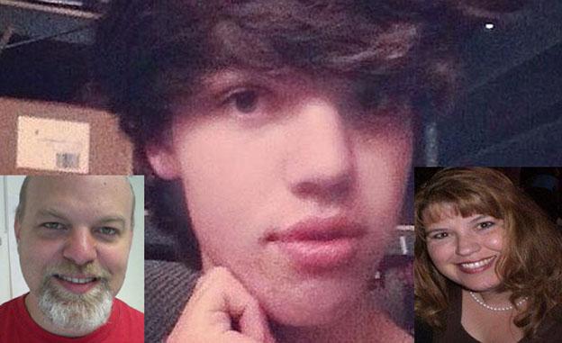 Trasngender transex Leelah Alcorn i genitori